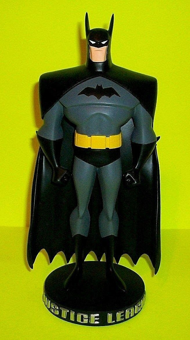 BATMAN The Animated Series JUSTICE LEAGUE Maquette DC Direct Bust Statue  6042
