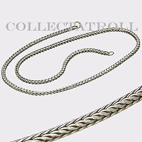 "Authentic Trollbead Necklace No Lock 26.6"" Trollbead"