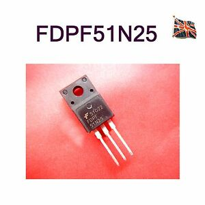 FAIRCHILD-SEMICONDUCTOR-FDPF51N25-MOSFET-N-CH-250V-28A-TO220F-UK-Stock