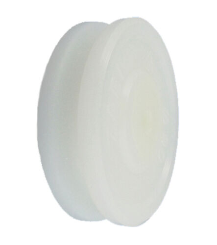 Seilrolle Ø 90 mm fur Seil Profil Kunststoff Rollen *C90