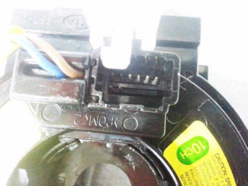 OEM Genuine 10CH Channel Clock Spring for KIA Rondo Carens UN 07-12 #93490-1D400