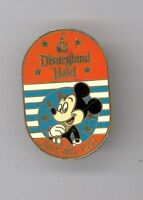 1997 Disney Disneyland Hotel Mickey Mouse 4th of July Cast Working Day Pin HTF