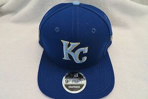 new product fcd78 f15d4 Image is loading NEW-ERA-9FIFTY-KANSAS-CITY-ROYALS-GOLDEN-CHAMPIONS-