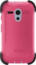 OtterBox Defender for Motorola Moto G 1st Gen Case & Holster Pink 77-33967