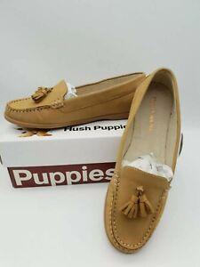 Tan Puppies Aalia Misura Women's Grace Hush 38 Loafers Uk Eu 5 FIBnaqqw7