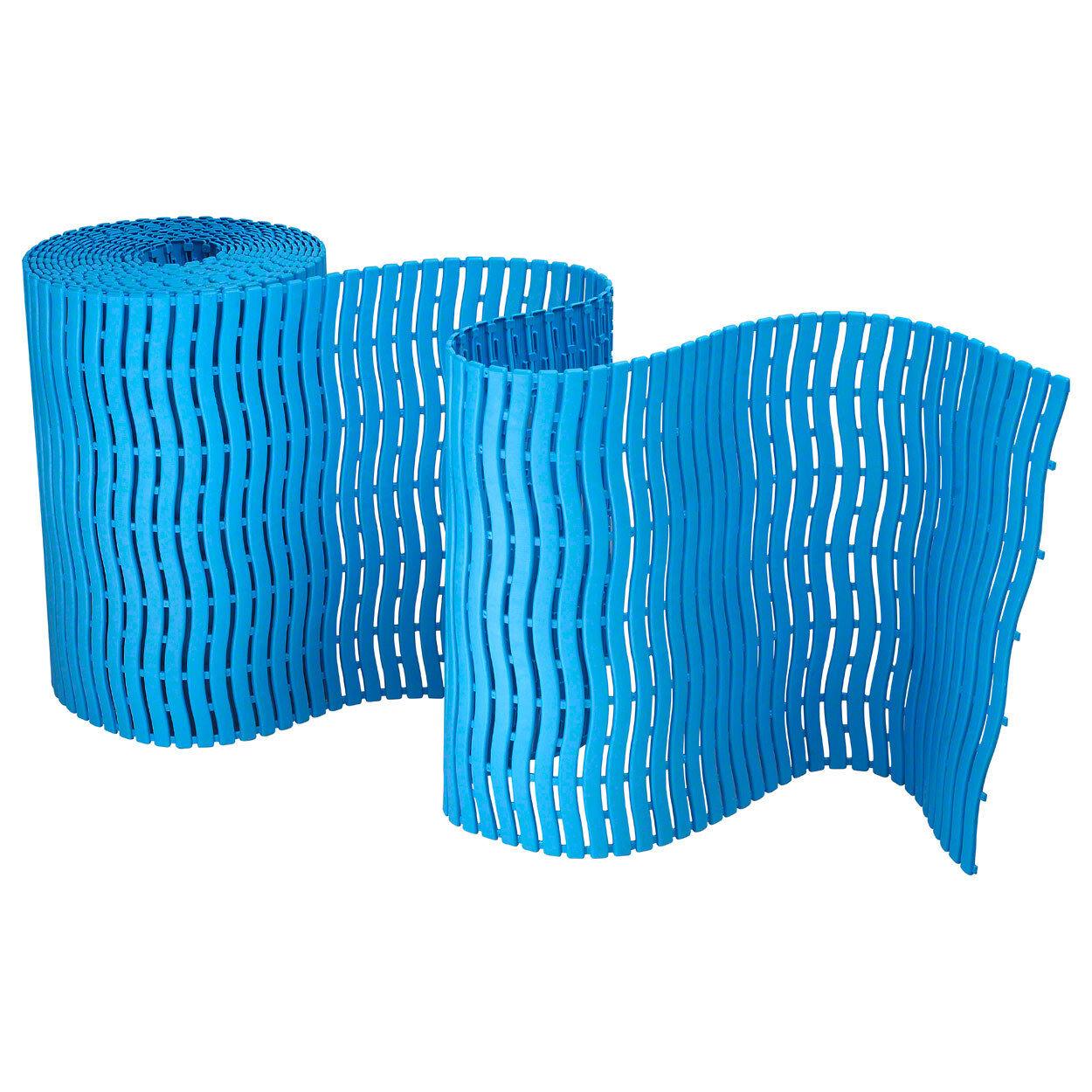 Durowalk Durowalk Durowalk Bädermatte Duschmatte Saunamatte Antirtuschmatte Schwimmbadmatte Blau dd90f2