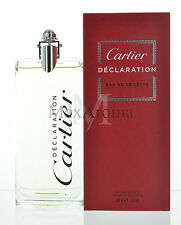 Cartier Declaration for Men Eau De Toilette 5 OZ 150 ML Spray