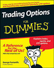 Trading Options For Dummies by George A. Fontanills (Paperback, 2008)