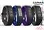 Garmin-Vivosmart-HR-GPS-HRM-Activity-Tracker-Black-Purple-Blue-Black-XL thumbnail 1