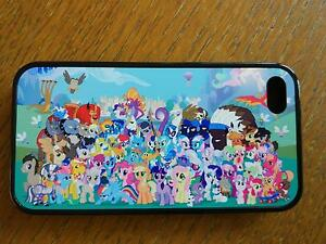 My-Little-Pony-Style-Back-Hard-Case-For-iPhone-iPod-Touch-Sony-Samsung-Phone