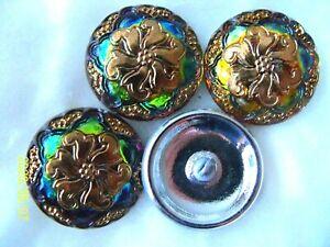 Czech-Glass Gold-Plated #27
