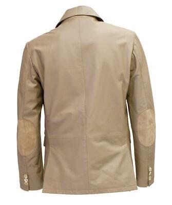 Blus Blus Leather Blazer