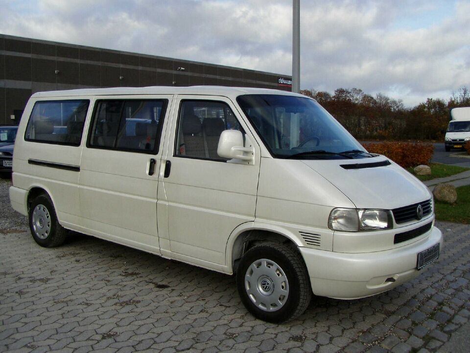 VW Caravelle 2,5 TDi 102 Comfort 10prs, Diesel, årg. 2000