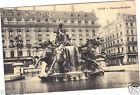69 - cpa - LYON - Fontaine Bartholdi