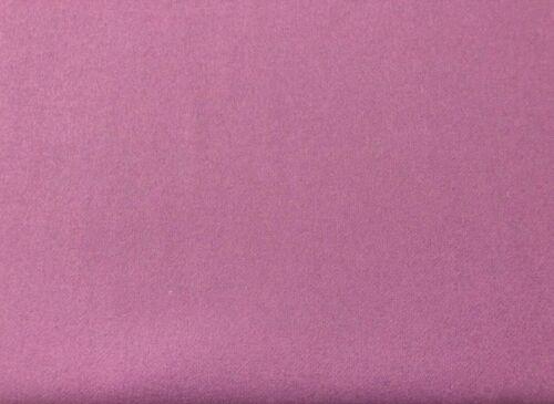 Abraham Luna espectro LILA100/% Lana Liso Tela de tapiceríaaclaramiento