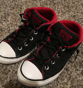 Converse All Star Junior Shoes Size 4
