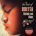 The Best of Odetta by Odetta (CD, Nov-2006, Collectables)