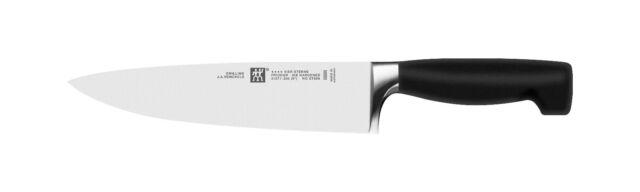 J.A. Henckels Zwilling Four Star 8 inch Chefs  Knife - 31071-200, NIB