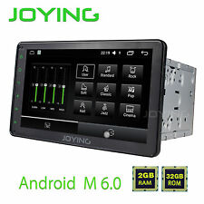 Joying 8' Android 6.0 Double DIN Quad Core Auto Radio Car MP4 Player Bluetooth