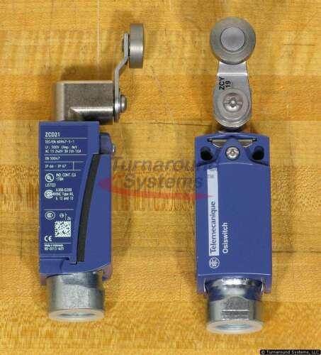 Roller Lever NEW! Telemecanique XCKD21196P20 Limit Switch NEMA 4X//6P//12//13