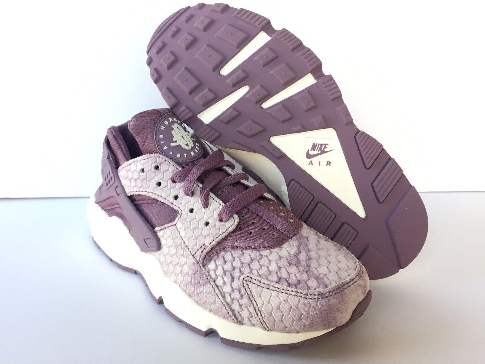 Nike air huarache campione noi wmns sz 7 [683818-500. violet polvere