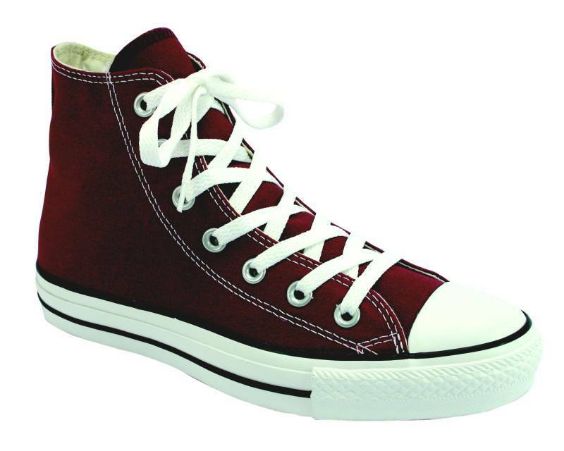 ORIGINAL Converse Bordeaux HI HI HI CHUCK TAYLOR ALL STAR M9613 20d9ee
