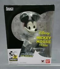 Bandai Figuarts Zero Disney Mickey Mouse Figure 1920s PVC