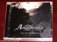 Anathema: The Silent Enigma CD + DVD Set 2003 Bonus Tx Peaceville CDVILEF256 NEW