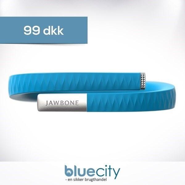 Andet, Jawbone Up Blå Træningsarmbånd, Jawbone