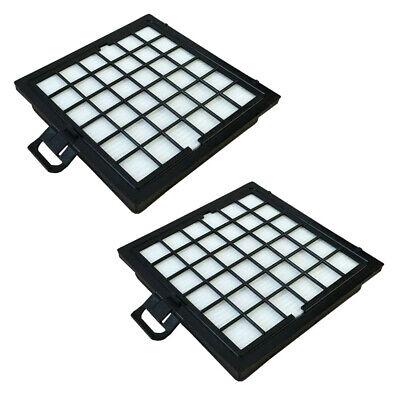 2x HEPA-Filtre Pour Bosch bsg81455//14 bsg82040//01 bsg82040//04 bsg82060//01