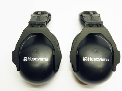 Husqvarna 505665325 Hearing Protection Protector Ear Muffs Clip-On for Forestry