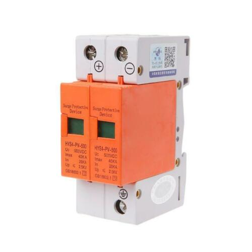 HYS4 Surge Protective Device SPD House DC Surge Lightning Protector 20KA~40KA