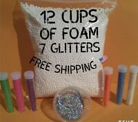 Micro Beads Styrofoam Balls For Floam And Slime Diy Gift