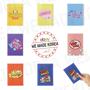 BT21-Character-Sweet-Mini-Notebook-Notepad-7types-Official-K-POP-Authentic-Goods