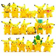 18PCs Wholesale Lots Cute Pokemon Mini Random Pearl Figures Toy 2-DAY SHIPPING