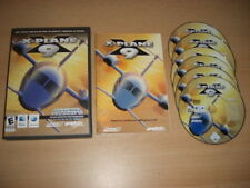 X-Plane 9 Inc 60GB di scenari Apple Mac DVD Rom Simulatore di volo XPlane SIM