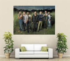 Prison Break Huge Promo Poster 3 T124