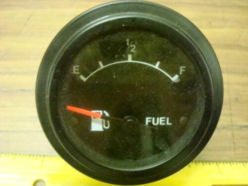 24V Neg Gnd *NOS* Datcom 97-6698-2 Fuel Gauge Model # 810 CU