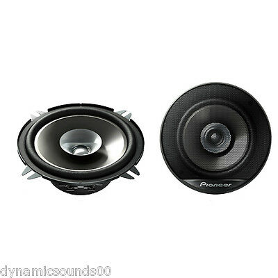 PIONEER 400W Total DualCone 5.25 Inch 13cm Car Door/Shelf Coaxial Speakers Pair