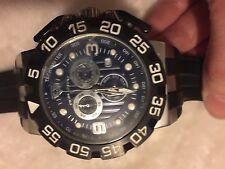 Swiss Legend Challenger Qartz Swiss Made Men's Chronograph Wrist Watch, Runs