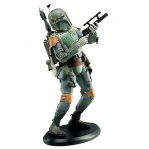 STAR WARS Figurine Boba Fett Statuette 19cm Limited edition Collectible NEW