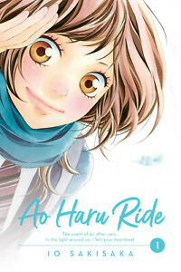 Image result for ao haru ride volumes 1-8