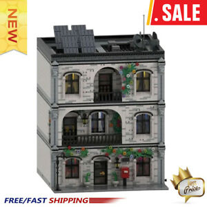 New-Home-Sweet-Home-MOC-41871-Building-Blocks-Toys-5364-PCS-Good-Quality-Bricks