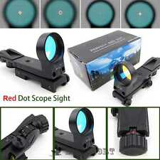 Airsoft Reflex Holographic 4 Reticles Perfect Red Dot Sniper Hunting Scope Sight