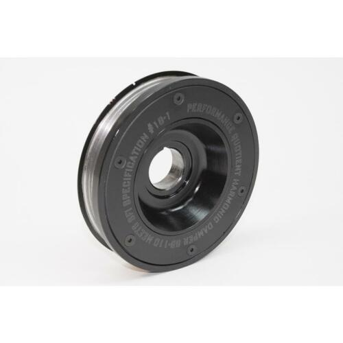 "PRW Engine Harmonic Balancer 2411040; Race-Series 5.600/"" INT for Honda B-Series"