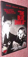 THE BLUE DAHLIA UK R2 DVD, ALAN LADD, VERONICA LAKE, WILLIAM BENDIX, Film Noir