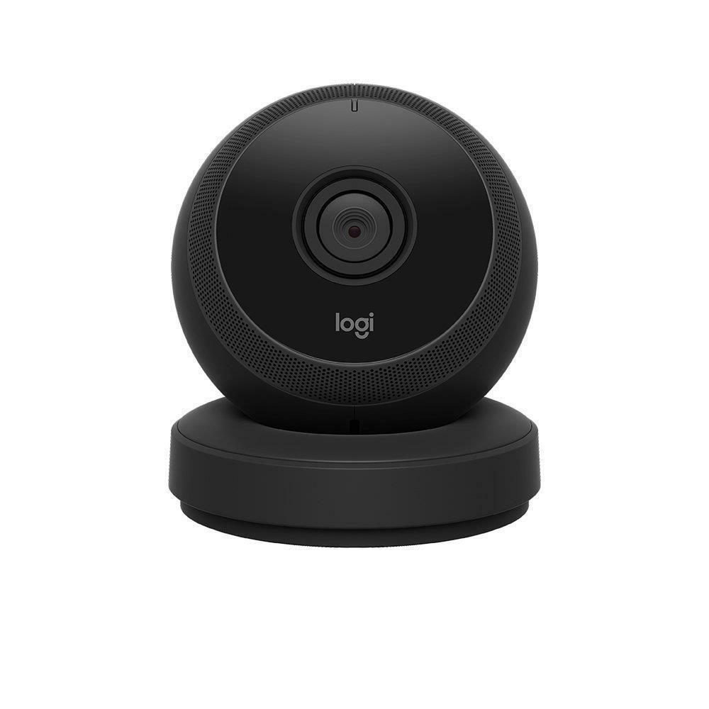 Logi por Logitech Círculo Inalámbrico Vídeo HD Cámara Seguridad con 2 Salidas