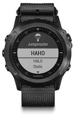Garmin tactix Bravo multisport training GPS smart watch scratch resistant