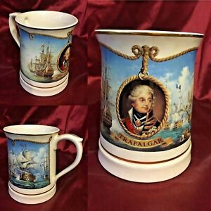 The Trafalgar Tankard Wedgwood/Danbury Mint