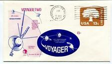 1977 Voyager Two Pasadena California Asteroid Belt Nuclear Powered JPL-NASA USA